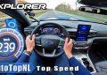 Ford Explorer Plug-In Hybrid – koliko je stvarno brz [Video]