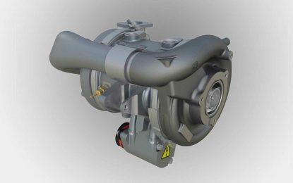 Garrettov dvostepeni električni kompresor za automobile s gorivim ćelijama [Galerija i Video]