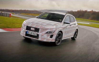 Hyundai Kona N – zvanična najava