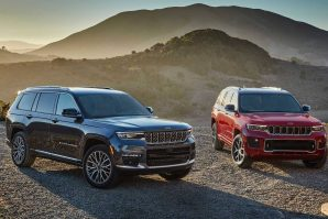 Jeep Grand Cherokee L – više tehnike i sjedišta [Galerija i Video]