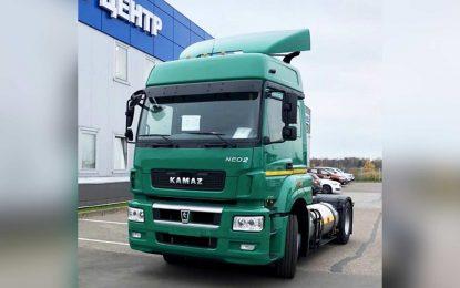 Kamaz-5490 Neo LNG: Velikom kupcu isporučeno 300 tegljača