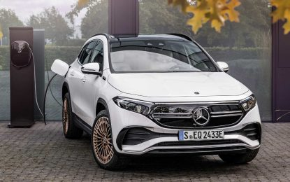 Predstavljen kompaktini električni Mercedes EQA [Galerija i Video]