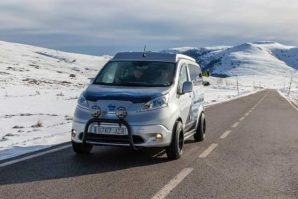 Nissan e-NV200 Winter Camper Concept – zimska avantura [Galerija i Video]