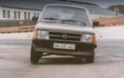 Opel Kadett D 1.3 S: Test iz 1980. godine [Video]