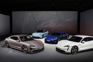 Porsche ponudio Taycana u novim verzijama