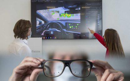 Seat koristi Eye-Tracker naočale za praćenje pogleda vozača [Galerija i Video]