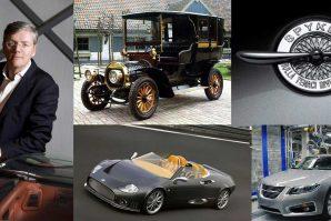 Spyker prijavio bankrot: Priča o posljednjem vlasniku Saaba [Galerija]