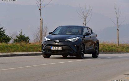 TEST – Toyota C-HR 1.8 HSD C-Hic