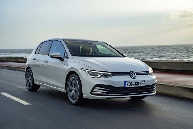 1. Volkswagen Golf [2020]