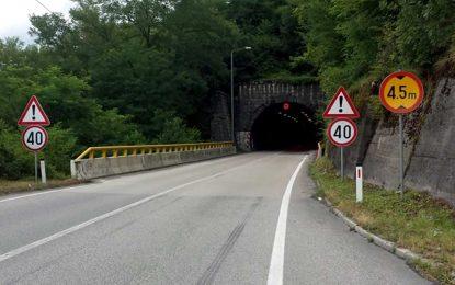 Danas započenju radovi na rekonstrukciji tunela Crnaja