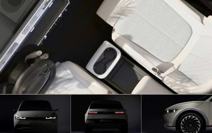 Hyundai koristi ekološki prihvatljive materijale za unutrašnjost električnog Ioniqa 5