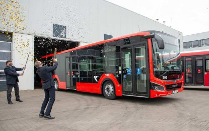 Man Lion's City Efficient Hybrid: 100 hibridnih autobusa za Litvaniju