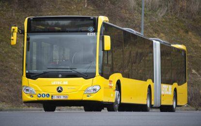 Mercedes-Benz Citaro G hybrid – 129 zglobnih autobusa za Belgiju