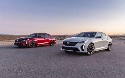 Cadillac V-serije Blackwing: CT4 i CT5 na najvišem nivou [Galerija i Video]
