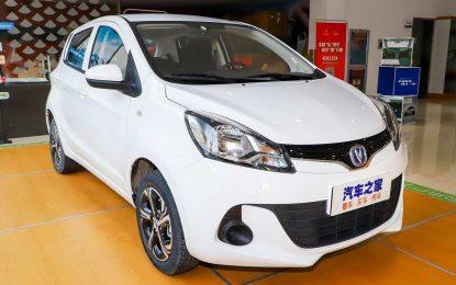 Changan BenBen E-Star: Električni auto za 7.460 KM [Galerija]