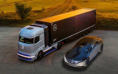 Daimler mijenja strukturu poslovanja