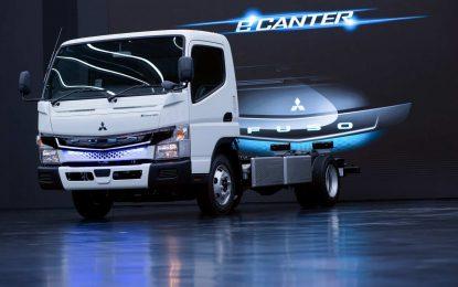 Daimler Trucks Fuso eCanter opravdao očekivanja