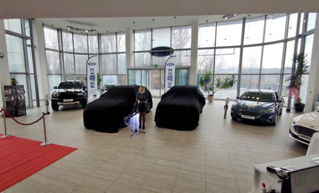 Ford autosalon – Remex Tuzla