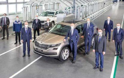GAZ Grupa: Sklopljeno 400.000 automobila koncerna VW