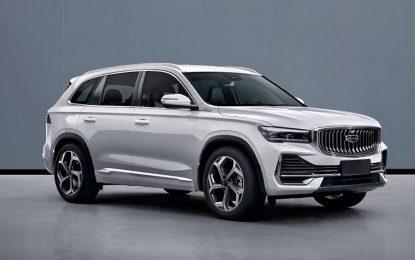 Geely KX11: Kineski Volvo još uvijek s radnom oznakom [Galerija]