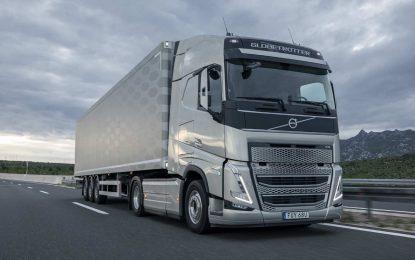 Kompanija za logistiku Girteka kupila 2.000 kamiona Volvo FH sa I-Save tehnologijom za uštedu goriva