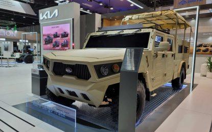 Kia predstavila koncepte novih odbrambenih vozila