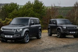 Land Rover Defender V8 Carpathian Edition – do krajnosti [Galerija i Video]