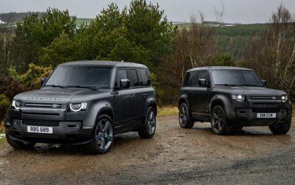 Land Rover Defender V8 Carpathian Edition – do krajnosti [Galerija i Video]