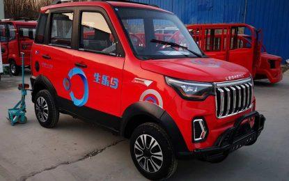 Lesheng K2: Alibaba prodaje vickasti električni SUV [Galerija i Video]