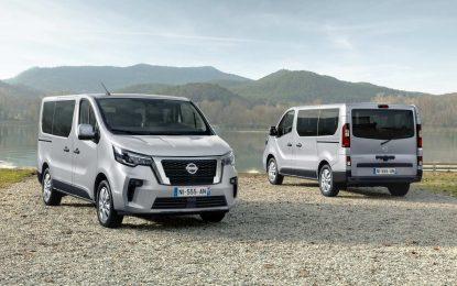 Nissan NV300 Combi – bolji izgled i više snage [Galerija i Video]
