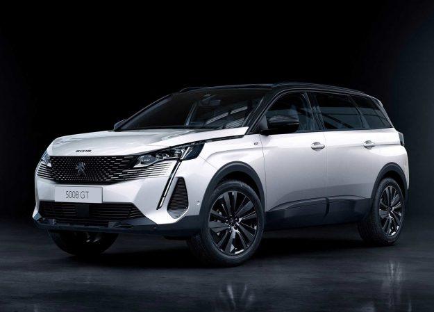 Peugeot 5008 [2021]