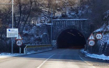 Danas počeli radovi na rekonstrukciji tunela Crnaja