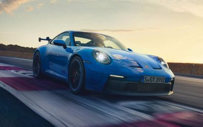 Predstavljeno novo izdanje Porschea 911 GT3 [Galerija i Video]