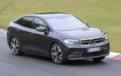 Volkswagen ID.5 – u pretproizvodnoj fazi