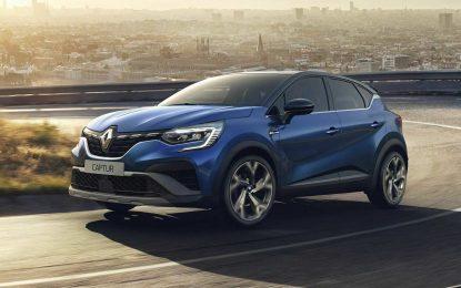 Renault Captur R.S. Line: Crossover u sportskom dekoru [Galerija]
