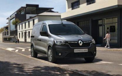 Renault Express Van – Isporuke u aprilu