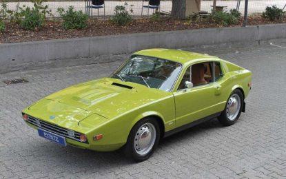 Oldtimer nedjelje: Saab Sonett iz 1971. godine [Galerija]