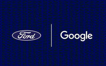 Ford i Google – partnerstvo za budućnost
