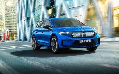 Škoda Enyaq iV Sportline: Sportsko odijelo za električni SUV