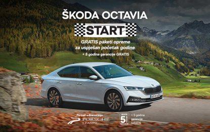 U BiH počinje nova prodajna akcija za Škodu Octaviju – Octavia START
