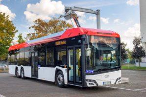 Solaris Urbino 15 LE electric – testovi u Norveškoj