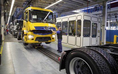 Svjetsko tržište teških komercijalnih vozila u 2020.