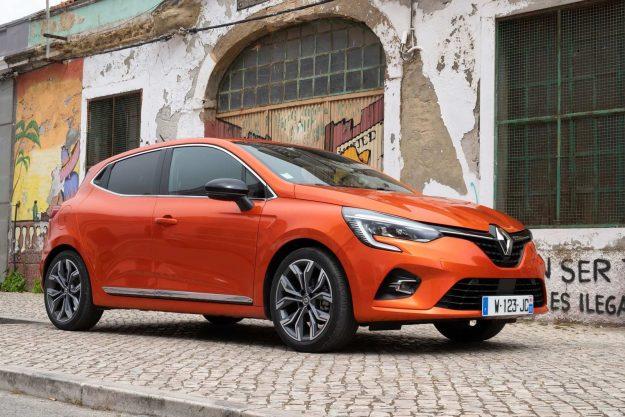 7. Renault Clio (14.446)