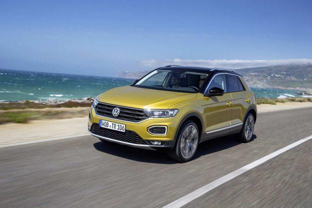9. Volkswagen T-Roc (13.896)
