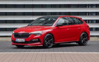 Škoda Scala Edition S: Limitirana na 500 primjeraka [Galerija]