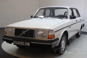 Oldtimer nedjelje: Volvo 240 iz 1985. godine [Galerija]