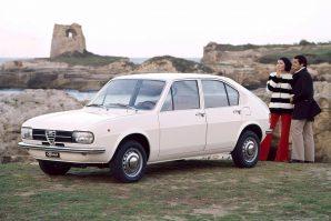 Alfa Romeo Alfasud: Priča o modelu predstavljenom prije 50 godina [Galerija i Video]