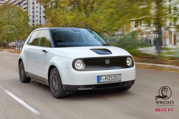 Najbolji električni automobil: Honda e
