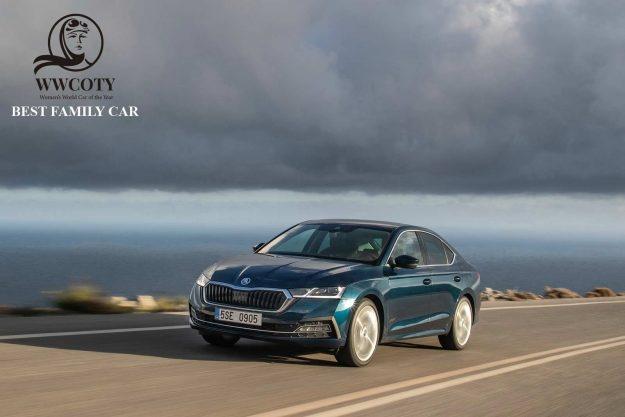 Najbolji porodični automobil: Škoda Octavia