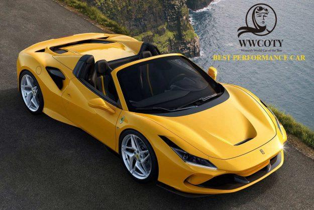 Najbolji sportski automobil: Ferrari F8 Spider